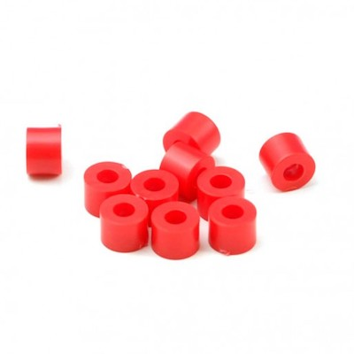 "NSR4854 NSR 3/32"" Plastic Axle Spacers 0.157""/4.00mm, 10/pk"