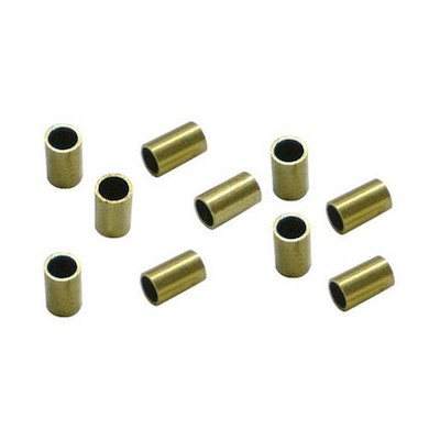 "NSR4855 NSR 3/23"" Brass Axle Spacers 0.160""/4.00mm, 10/pk"