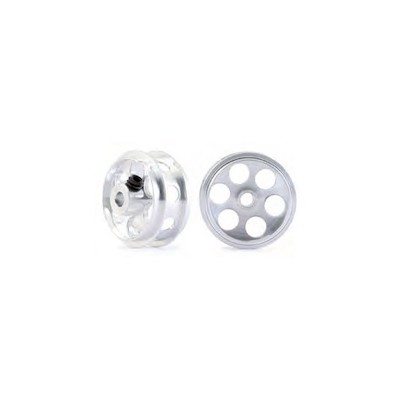 NSR 5011 Aluminum Front Wheels O.D.17x8mm For NASCAR/IMCA, 2/pk