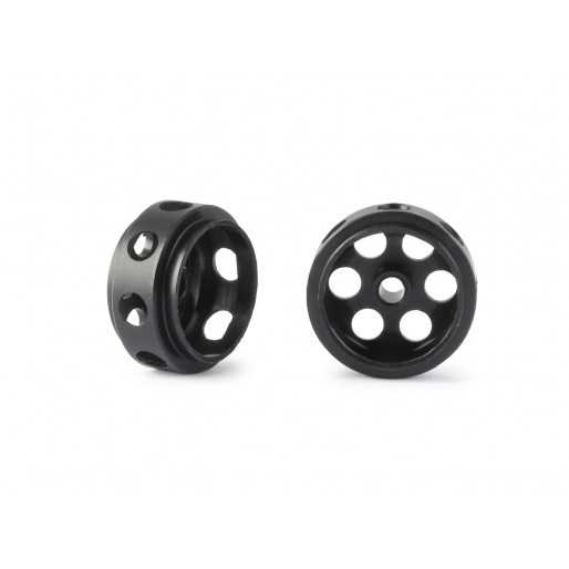 NSR 5023 CNC Plastic Ultralight Wheels Front OD16mm Diameter 2/p