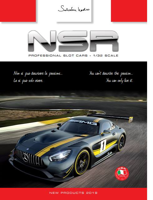 NSRCATALOG2019 NSR 2019 New Products Catalog