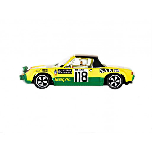 52006 SRC Porsche 914/6 GT Montecarlo 1971 'Day Version'