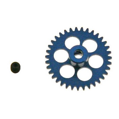 NSR 6235 3/32 35t Anglewinder Gear 17.5mm Extralight Aluminum
