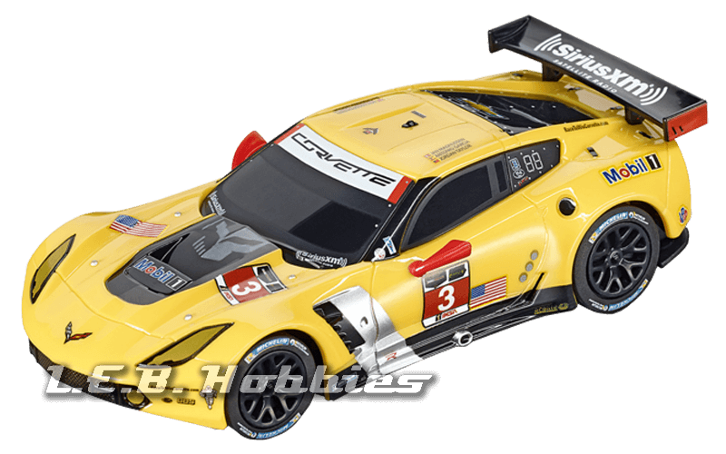 64032 Carrera GO!!! Chevrolet Corvette C7.R, No.3