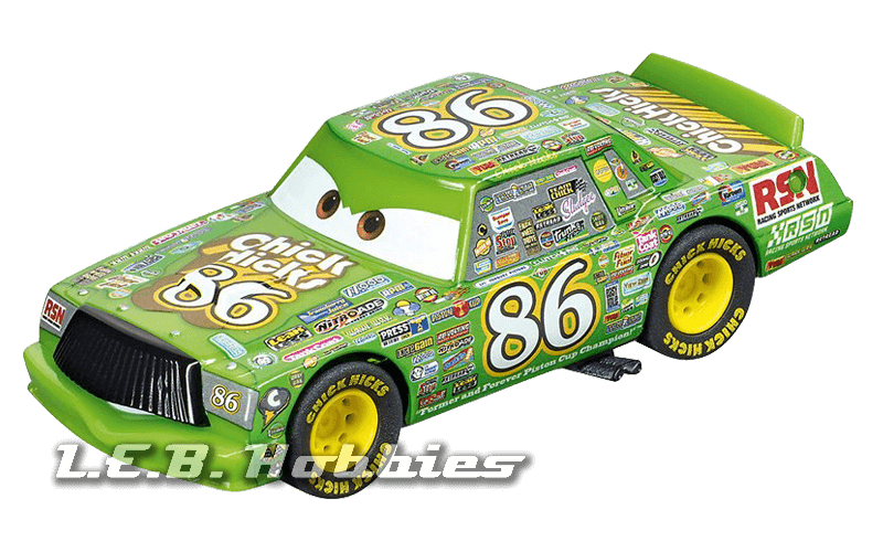 64106 Carrera GO!!! Disney/Pixar CARS, Chick Hicks