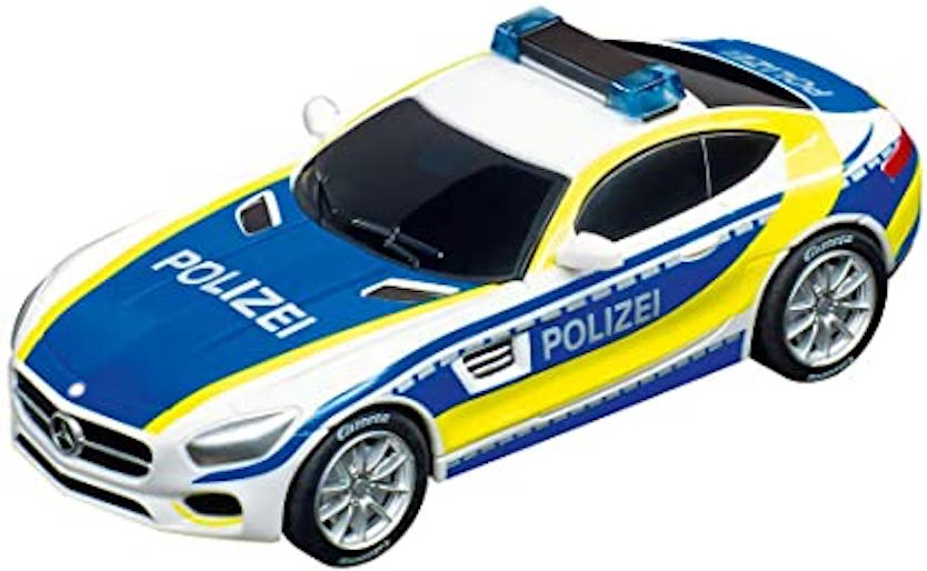 64118 Carrera GO!!! Mercedes-AMG GT3 Coupé Polizei