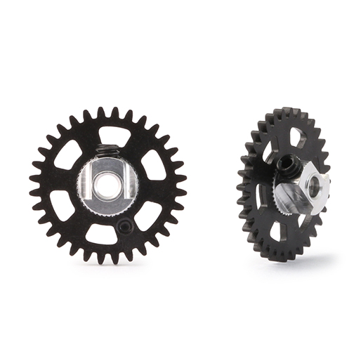 NSR 6432 3/32 32t Sidewinder Gear 17.5mm Plastic Extralight