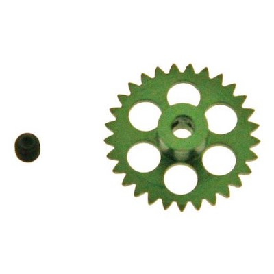 NSR6529 NSR 3/32 29t Anglewinder Gear 16.8mm Extralight Aluminum