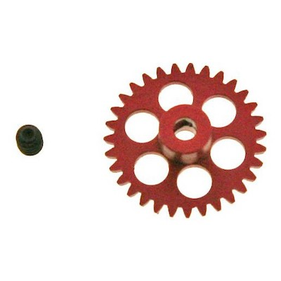 NSR6531 NSR 3/32 31t Anglewinder Gear 16.8mm Extralight Aluminum