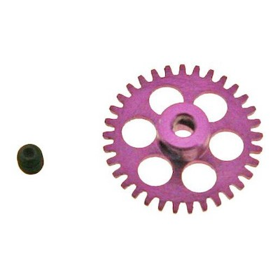 NSR6533 NSR 3/32 33t Anglewinder Gear 16.8mm Extralight Aluminum