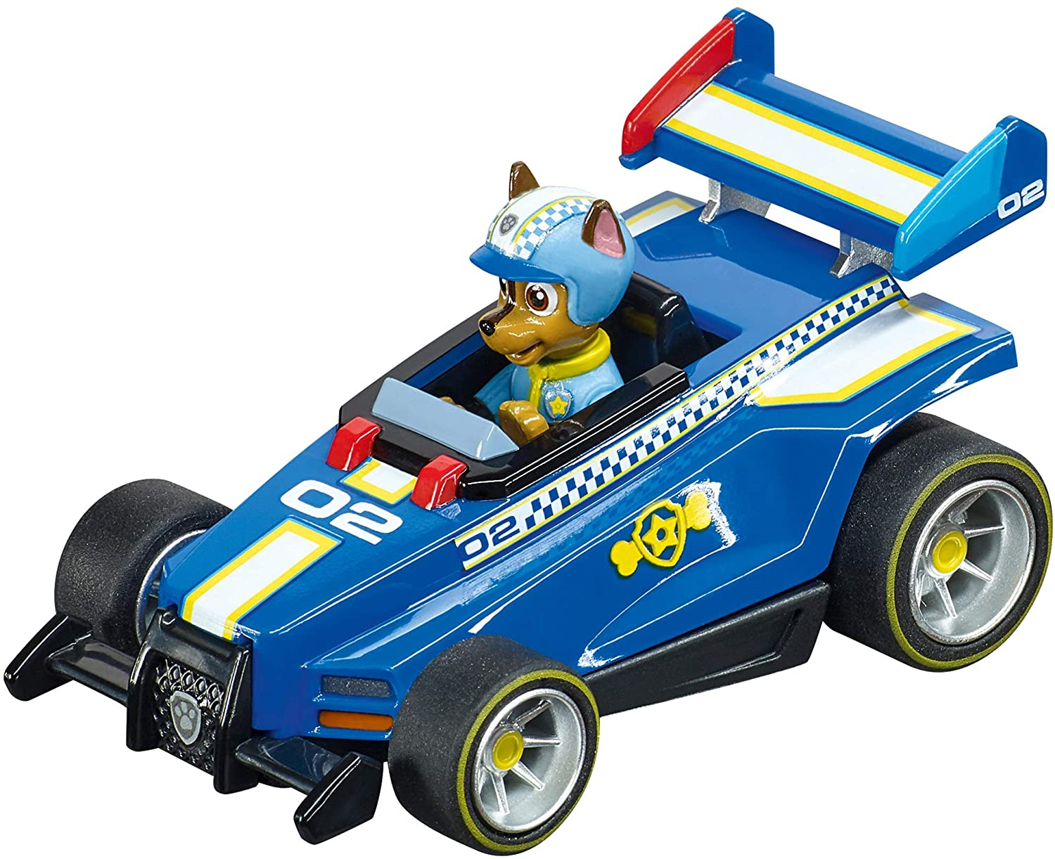 Carrera 64175 GO!!! Paw Patrol-Ready Race Rescue, Chase