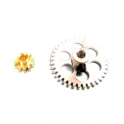 NSR 6705 3/32 36t SW Gear kit 18.5mm Extralight, 11t Pinion