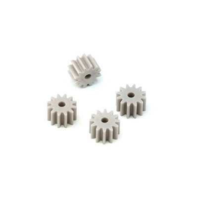 NSR 7011 Pinions 11t Inline Low Friction Brass 5.5mm 2//pk slot car part