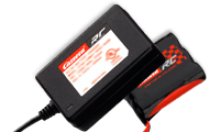 810011 Carrera RC Battery 11.1V 1500 mAH & Recharger12.6V 800mA