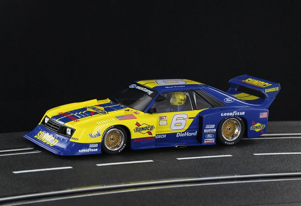SWHC08 Racer Sideways Ford Mustang Turbo Gr.5 Sunoco Ltd.Edition