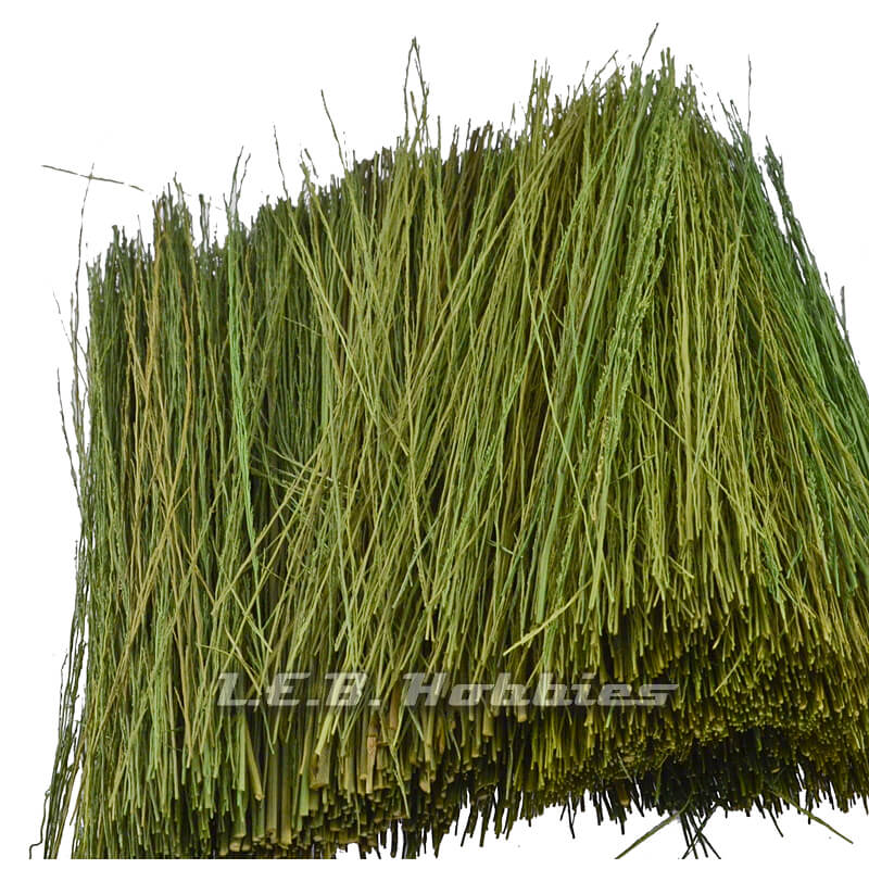 JTT 95086 Light Green Field Grass, 15 gram bag