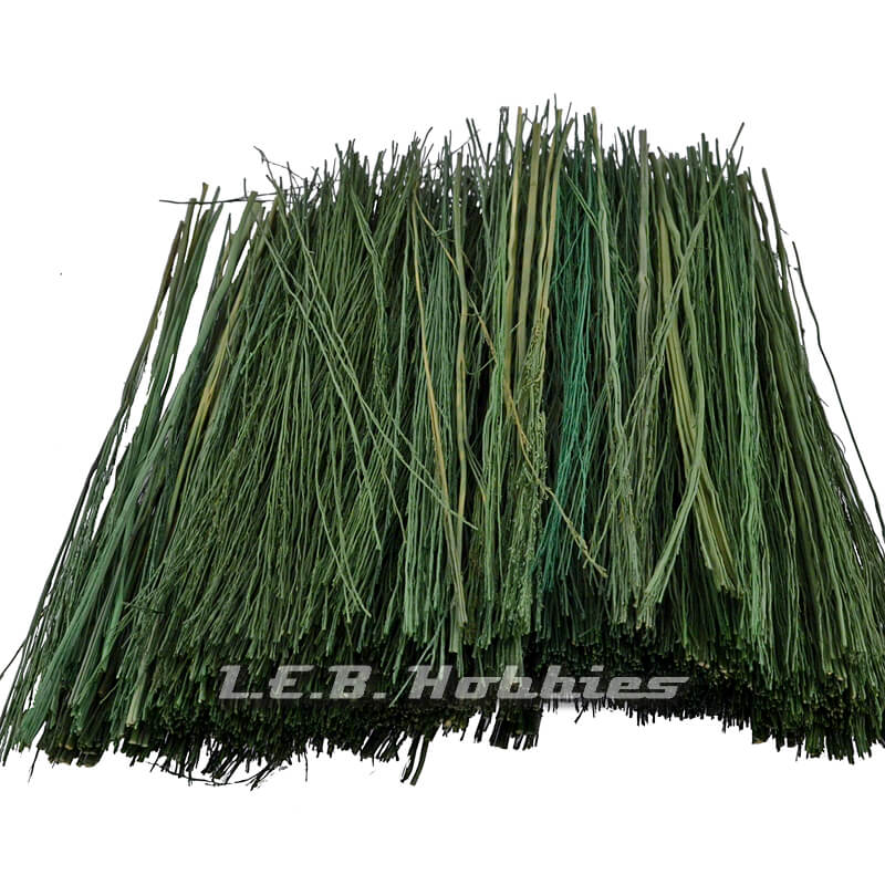 JTT 95087 Dark Green Field Grass, 15 gram bag