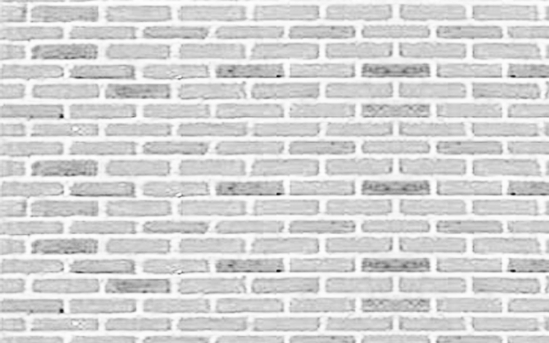 JTT 97420 1:200 N-scale Brick Plastic Pattern Sheet, 2/pk