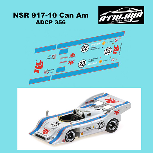 Atalaya ADCP356 NSR Porsche 917/10, Royal Crown No.23
