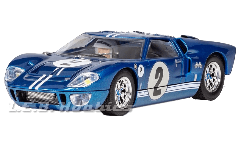 C3916 Scalextric Ford GT MKII Sebring 1967