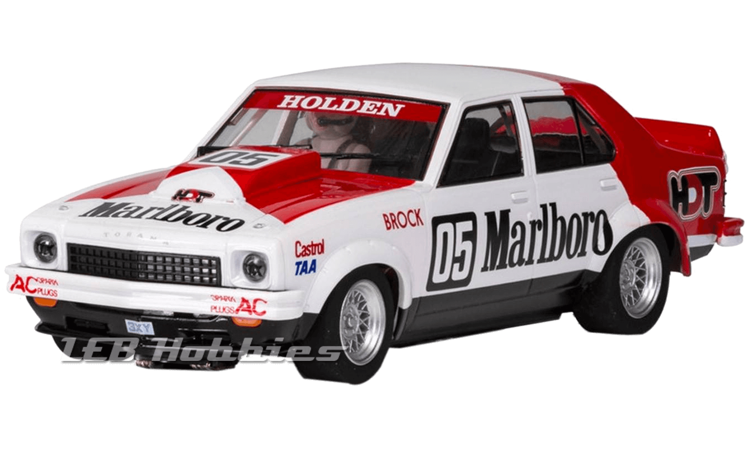 C3927 Scalextric Holden A9X Torana-Sandown 1978, Peter Brock #5