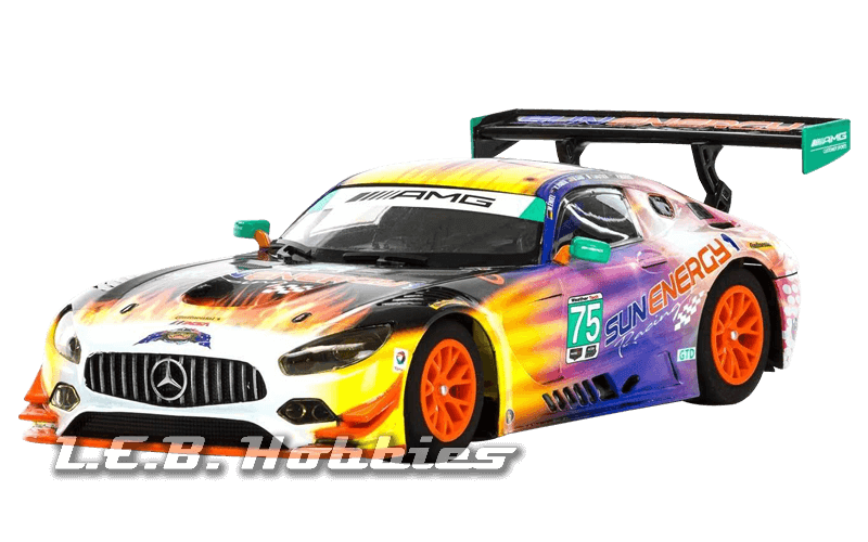 C3941 Scalextric Mercedes AMG GT3 2017 SunEnergy1 Racing
