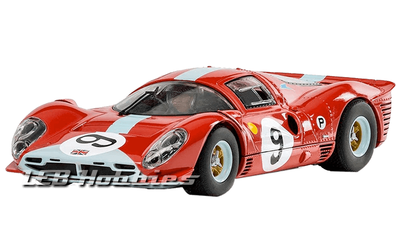 C3946 Scalextric Ferrari 412P, No.9, Brands Hatch 1967