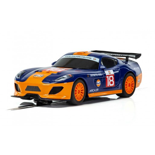 C4091 Scalextric Team GT Gulf