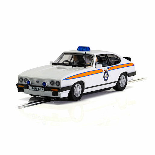 Scalextric C4153 Ford Capri MK3, Greater Manchester Police