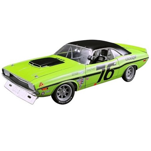 C4164 Scalextric Dodge Challenger, Sam Posey, No.76