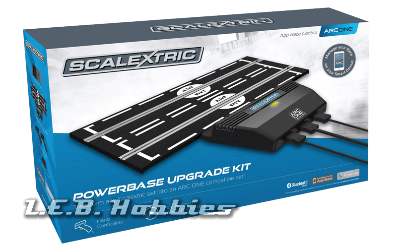C8433 Scalextric ARC ONE Powerbase