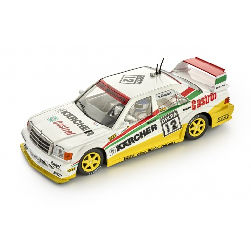 Slot.it SICA44B Mercedes 190E, No.12, Zolder DTM 1992