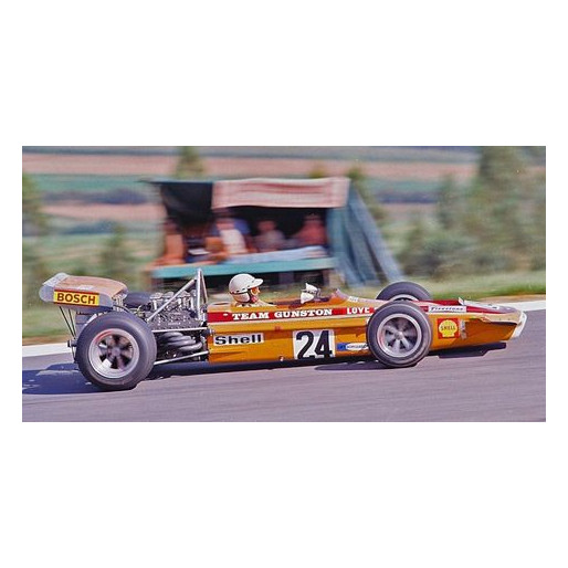 Policar PCAR04E March 701, No.24, Kyalami 1971