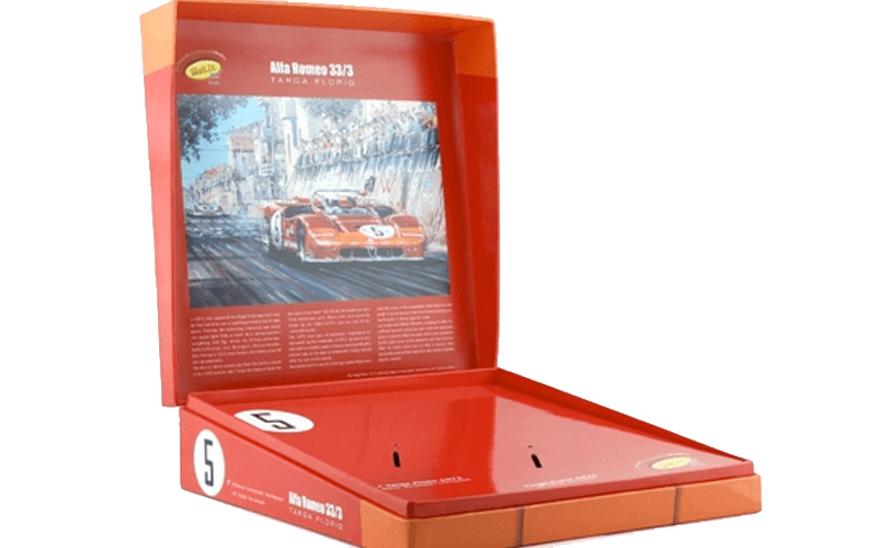 SICW15 Slot.it Targa Florio Winners Box Limited Edition Box Only