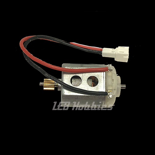 Piranha Slot Motors 21.5k S-Can for Carrera with Plug and Pinion