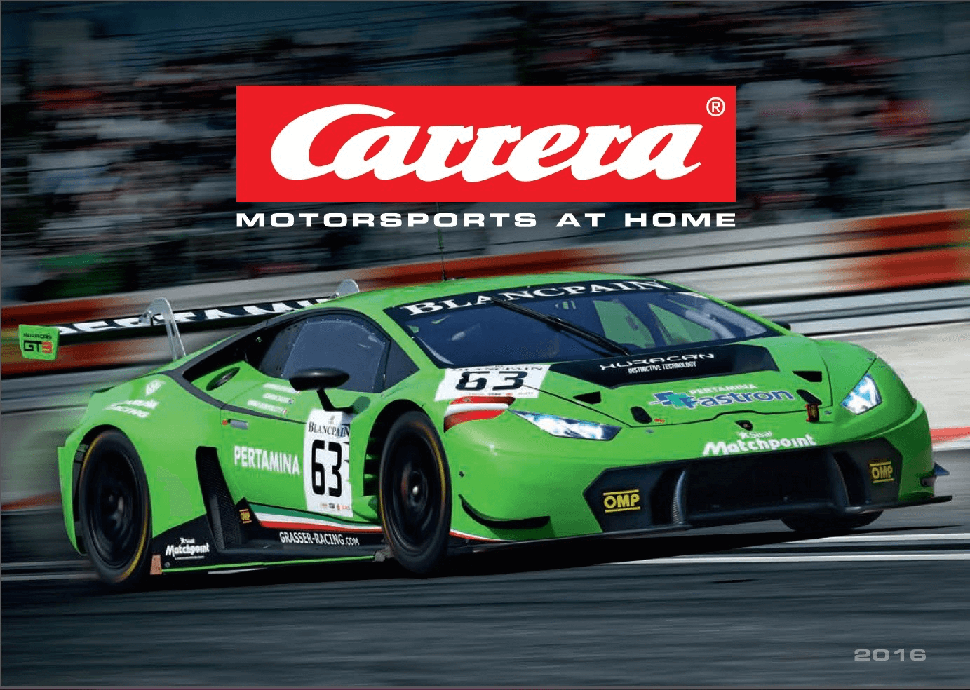 71209 Carrera 2016 Product Catalog