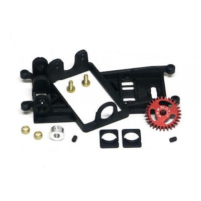 SIKK11 Slot.it Motor Mount Anglewinder Conversion Kit 0.0 offset