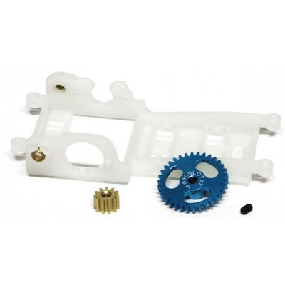 SIKK12B Slot.it Motor Mount Sidewinder Conversion Kit 1.0 Offset