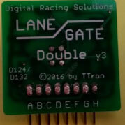 30347LG Lane Gate Anti Collision Chip-Double for Carrera 30347