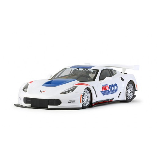 NSR0062AW NSR Corvette C7R Grand Sport Pace Car Indy 2017, White