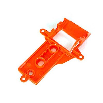 NSR1222 NSR Sidewinder Motor Mount Short Can Extra Hard, Red