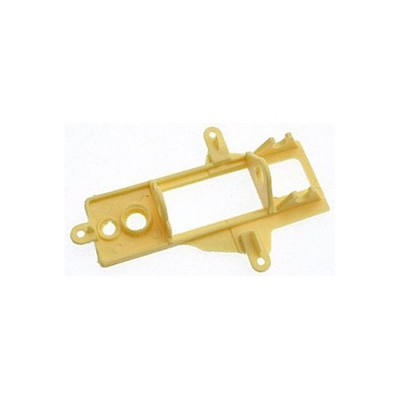 NSR1240 NSR Inline Long Can Motor Mount EVO2 Extra Light, Yellow