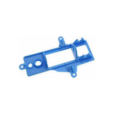NSR1241 NSR Inline Long Can Motor Mount EVO2 Soft, Blue