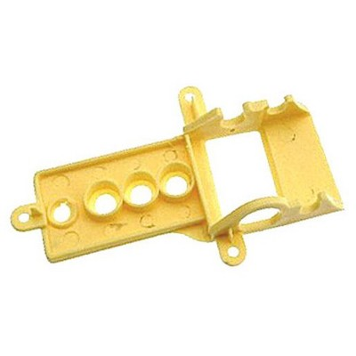 NSR1245 NSR Narrowed Sidewinder Motor Mount Extra Light, Yellow
