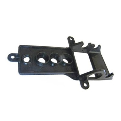 NSR1247 NSR Narrowed Sidewinder Motor Mount Medium, Black
