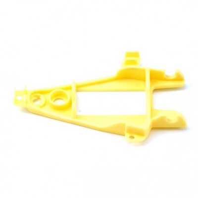 NSR1250 Triangular Inline Long Can Motor Mount Extra Lt., Yellow