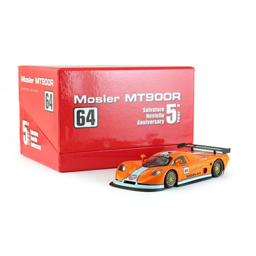 NSR SET08 Mosler MT900R EVO5 TRIA AW Salvatore Noviello 5th Ann.
