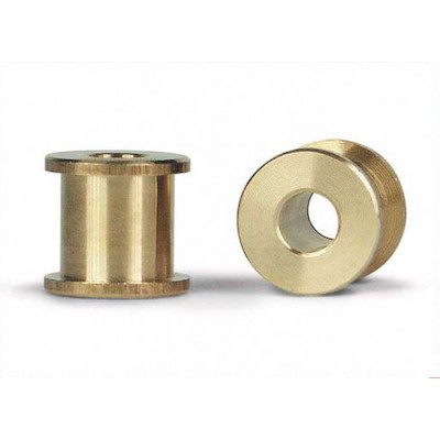 SIPA11 Slot.it Bronze Bushings for Proslot, 3/32 Axles, 2/pk