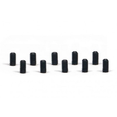 SIPA40 Slot.it Pro Axle System Hexagonal Screws M2 x 3mm, 10/pk