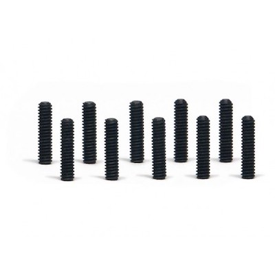 SIPA50 Slot.it Hexagonal Screws M2 x 8mm front axle setup, 10/pk